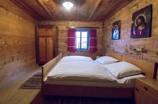 Grawandhütte Doppelzimmer