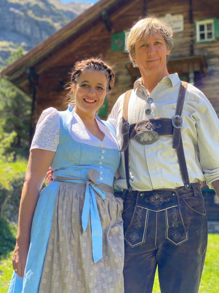 Grawandhütte Familie Hirner