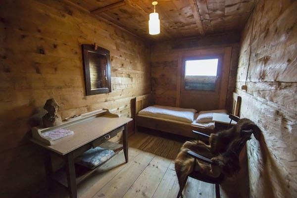 Grawandhütte Einzelzimmer