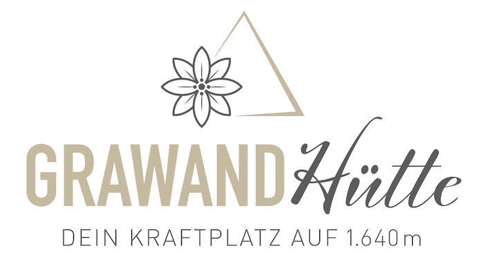 Grawandhütte Logo Retina