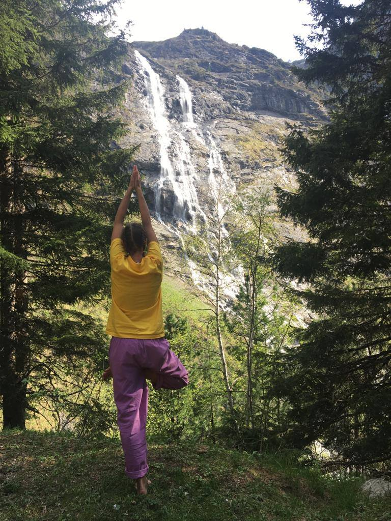 Yoga-Treat Grawandhütte